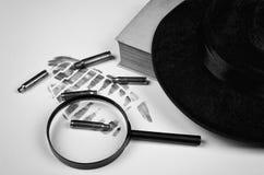Novela de misterio imágenes de archivo libres de regalías