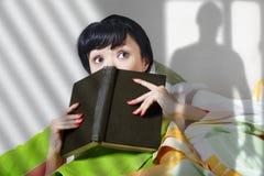 Novela de suspense Fotografía de archivo libre de regalías