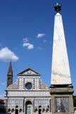 Novela n.6 de Santa Maria Fotos de Stock Royalty Free