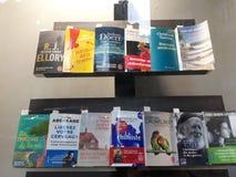 Novelas francesas imagens de stock
