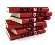 Novels Stock Photo