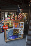 Novelty items, gift shop, Idyllwild, California Stock Photos