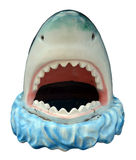 Novelty Plastic Shark Royalty Free Stock Photos