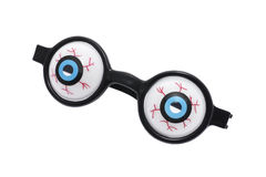 Novelty Spectacles Royalty Free Stock Photos