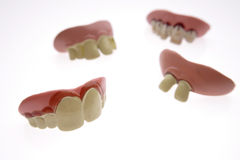 Novelty teeth Stock Photography