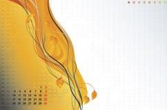 November Royalty-vrije Stock Afbeeldingen
