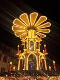 2017 November 29 - Christmas Market in Heidelberg.  Royalty Free Stock Image