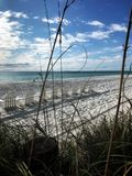 Panama City Beach Florida stock photography