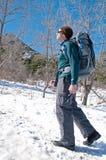 November hike Royalty Free Stock Photography