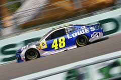 NASCAR: November 17 Ford 400 royalty free stock image