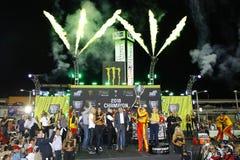 NASCAR: November 18 Ford 400 stock photos