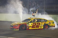NASCAR: November 18 Ford 400 stock photography