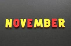 November Stock Photos