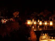 November- light and memory. Royalty Free Stock Photos