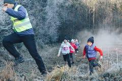 November 17, 2018 Logoisk Belarus Marathon Beetle - trail 8 LOGOYSK