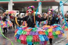 The November 20 Mexican Revolution Parade stock photography