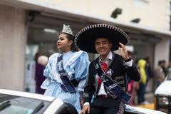 20 November Parade 2018 royalty-vrije stock afbeeldingen
