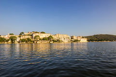 7. November 2014: Pichola See in Udaipur, Indien Stockfotos