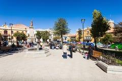 10. November Quadrat Stockfoto