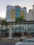 20. November 2016 Selangor Das neue gemalte Gipfel-Hotel Subang USJ, Selangor Lizenzfreie Stockfotografie