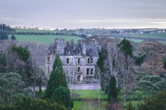 November 17th, 2017, Blarney, Ireland - Blarney House Stock Photos