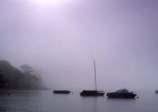 Novembre-lac Photos libres de droits