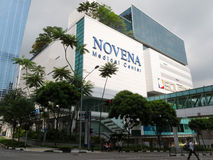 Novena Medical Center Stock Image