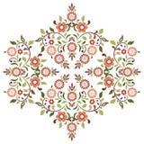 Noventa quatro da série do projeto dos motivos do otomano Imagens de Stock Royalty Free