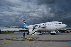 Novespace Airbus A300 Image stock