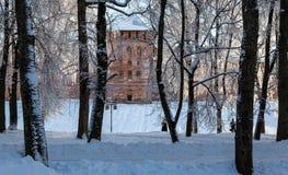 novgorod церков аукциона предположения veliky Стоковые Фото