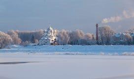 novgorod церков аукциона предположения veliky Стоковое Фото