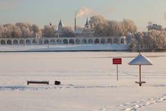 novgorod церков аукциона предположения veliky Стоковое фото RF