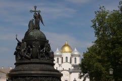 Novgorod el grande Foto de archivo libre de regalías