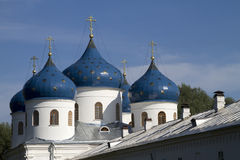 Novgorod the Great, Russia Stock Images