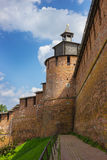 Novgorod het Kremlin Stadhuis dat in stad Perth, Westelijk Australië wordt gevestigd Stock Foto's