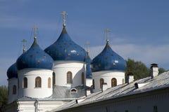 Novgorod il grande, Russia Immagini Stock