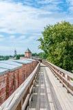 Novgorod Kremlin fotografia de stock