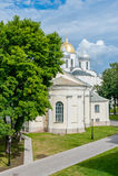 Novgorod Kremlin foto de stock royalty free