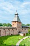 Novgorod Kremlin imagens de stock royalty free