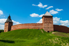 Novgorod kremlin Stock Photos