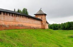 Novgorod Kremlin, Russia Stock Photos