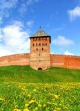Novgorod Kremlin Royalty Free Stock Photos