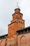 Novgorod Kremlin Royalty Free Stock Image