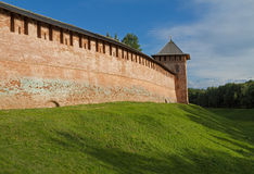 Novgorod Kremlin Royalty Free Stock Photos