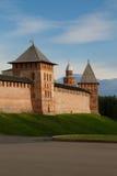 Novgorod Kremlin Stock Images