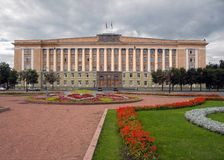 Novgorod, Rusland Royalty-vrije Stock Afbeeldingen