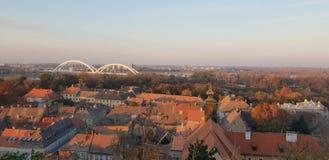 novi унылая Сербия стоковая фотография rf