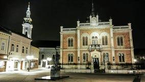 Novi унылое, Сербия Стоковое фото RF