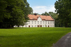 Novi Dvori Jelacicevi Castle Stock Photography