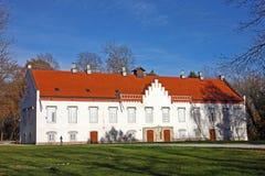 Novi Dvori slott Arkivfoton